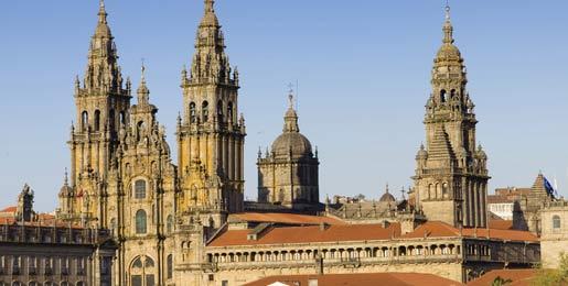 Rent a car Santiago de Compostela