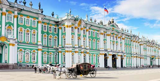 Car Hire Saint Petersburg Airport