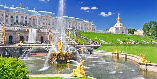 Car Hire Saint Petersburg
