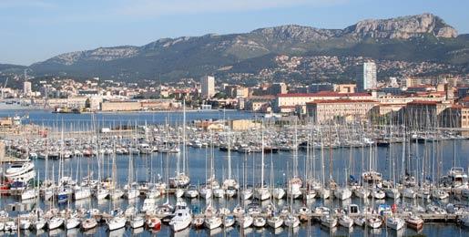 Hyrbil i Toulon