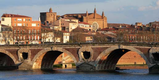 Rent a car Toulouse
