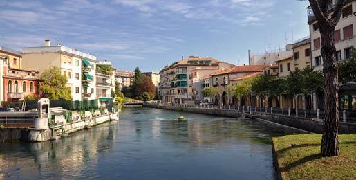 Autonvuokraus Treviso