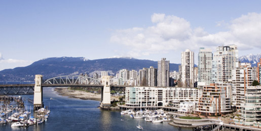 Rent a car em Vancouver