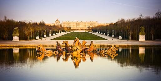 Alquiler de coches Versalles