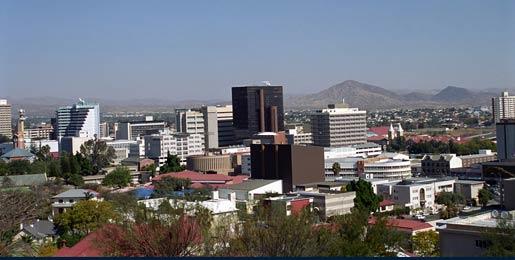 Mietwagen Windhoek Flughafen