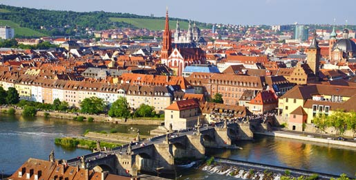 Autohuur Würzburg
