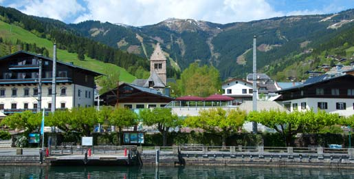 Car hire Zell Am See