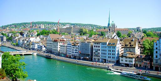 Alquiler de autos Zurich
