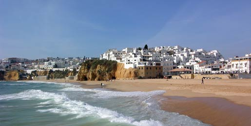Car hire in Albufeira