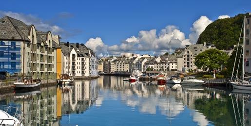 Hyrbil i Ålesund med Auto Europe