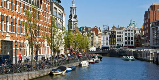 Car rental i Amsterdam