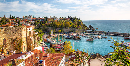 Car hire Antalya