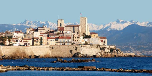 Car hire Antibes