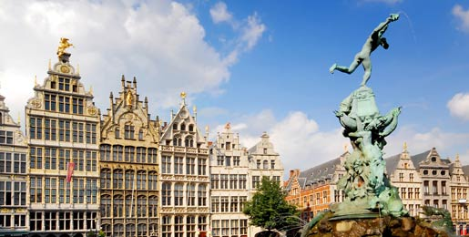 Car Hire Antwerp Airport
