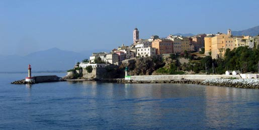 Car hire in Bastia