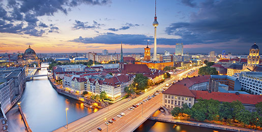 Car hire from Berlin Tegel Airport