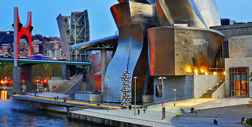 Car hire in Bilbao