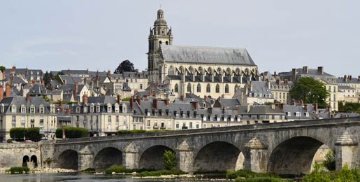 Car hire Blois