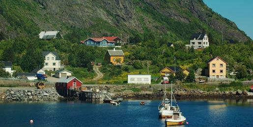 Leiebil i Bodø