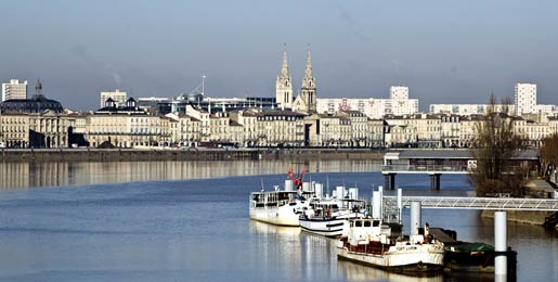 Car hire Bordeaux