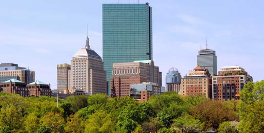 Autonoleggio a Boston