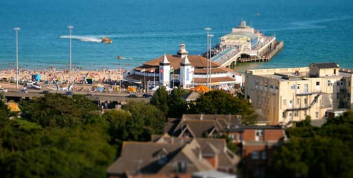 Car hire in Bournemouth