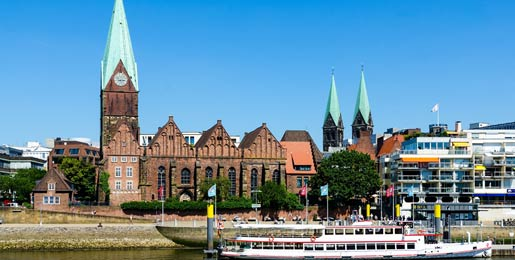 Car Hire in Bremen