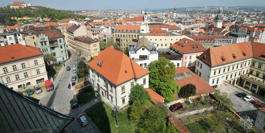 Car hire in Brno at the best prices
