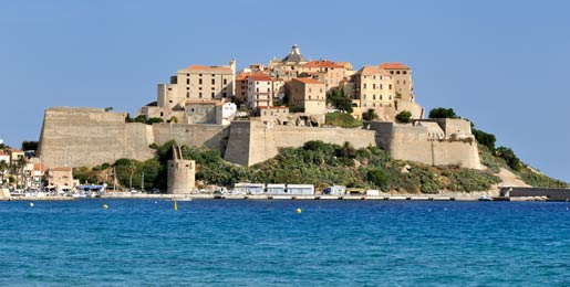 Car hire in Calvi