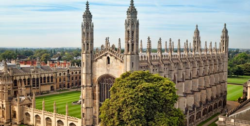Car Hire in Cambridge
