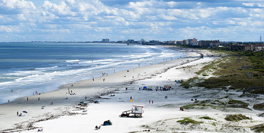 Car hire in Cape Canaveral