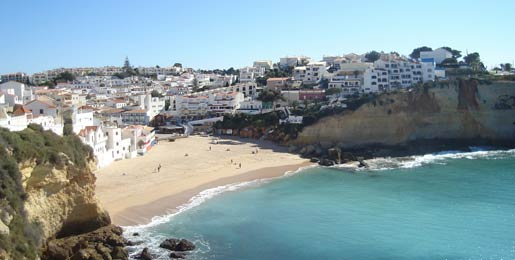 Car hire in Carvoeiro