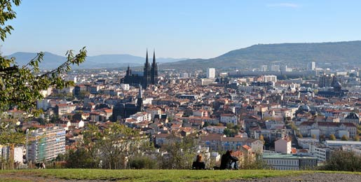 Car Hire Clermont Ferrand