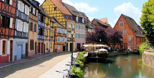 Car Hire Colmar, France