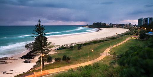 Car hire Coolangatta