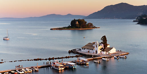 Rent a car a Corfu