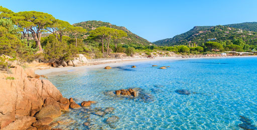 Autonoleggio in Corsica