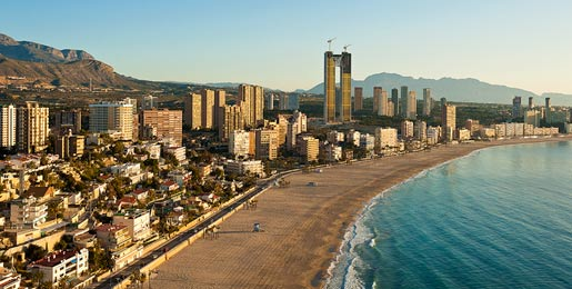Rent a Car in Costa Blanca