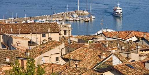 Car hire in Desenzano