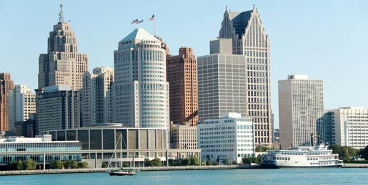Car hire in Detroit at the best prices