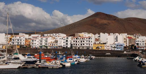 Car hire El Hierro