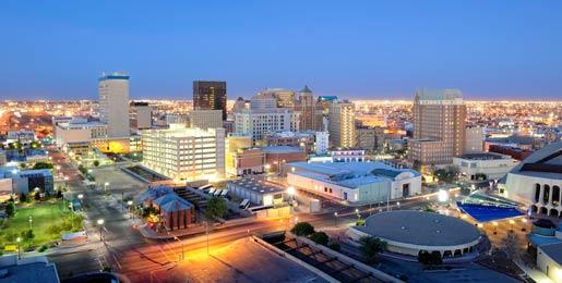 Mietwagen El Paso