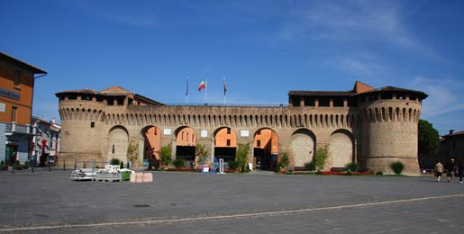Car hire from Forli Airport