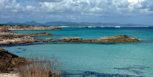 Rent a car a Formentera