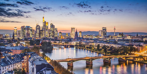 Rent a car a Frankfurt