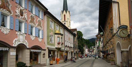 Car Hire Garmisch