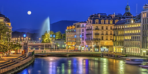Car hire in Geneva