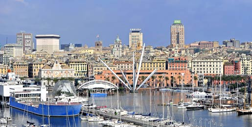 Car hire from Genoa Airport