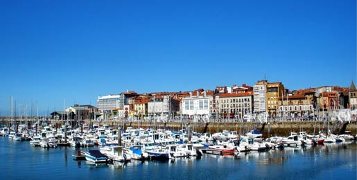 Car hire in Gijon