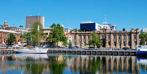 Car hire from Hobart Airport